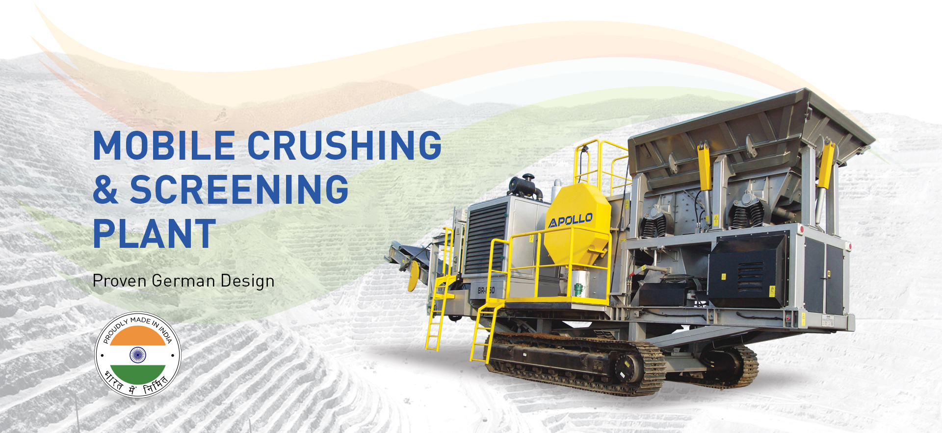 apollo | Mobile Crushing Plant